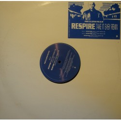 "MELLOWMAN respire - take it easy remix (3 versions) MAXI 12"" Promo 1998 VG++"
