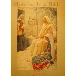 EUGENE BRIDEL histoires de la bibles racontées aux petits - Illustré - Payot RARE++
