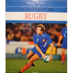 HENRI GARCIA la légende du rugby 2003 Minerva++