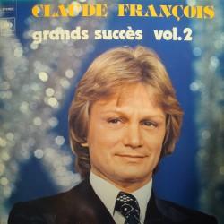 CLAUDE FRANÇOIS grands succès vol 2 chanteur malheureux 2LP'S 1977 CBS VG++