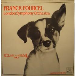 FRANCK POURCEL/LONDON SYMPHONY ORCH. classic in digital vol2 LP 1981 EMI VG++