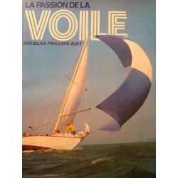 DOUGLAS PHILLIPS-BIRT la passion de la voile 1976 Grund++