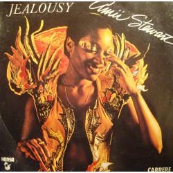 "AMII STEWART jealousy/step into the love line SP 7"" 1979 Hansa VG++"