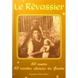 SUZANNE ET HENRI BLANC le revassier - 50 contes et 50 recettes choisies du gustin EX++