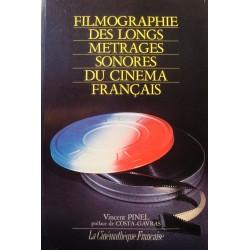 VINCENT PINEL filmographie des longs metrages sonores cinema francais 1985 EX++