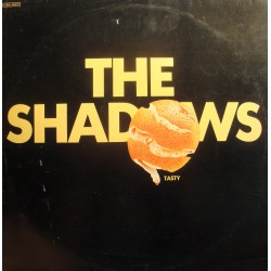 THE SHADOWS tasty LP 1977 Emi - cricket bat boogie/walk don't run VG++