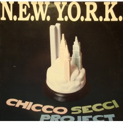 CHICCO SECCI PROJECT new york (4 versions) MAXI WHO'S THAT BEAT EX++