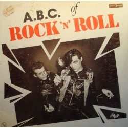 ABC of ROCK 'n' ROLL Haley/Berry/Richard/Diddley/Hawkins 3LP'S Box 1982 VG++