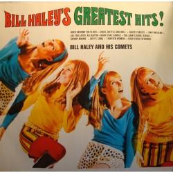 BILL HALEY greatest hits LP MCA rock around the clock/skinny minnie EX++