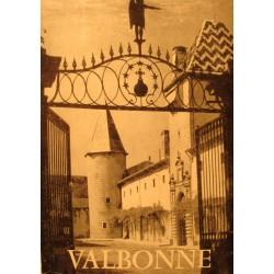 ALBERT DELORD Valbonne 1961 Santorium de Valbonne++