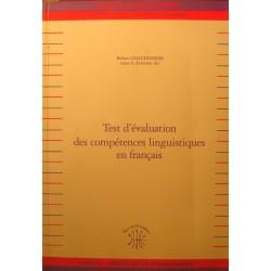 ROBERT CHAUDENSON test d'évaluation des compétences linguistiques en français EX++