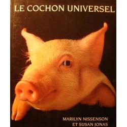 NISSENSON/JONAS le cochon universel 1992 Ed. du Collectionneur EX++