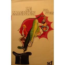 SOL STEIN le magicien 1972 Service culturel de france RARE++