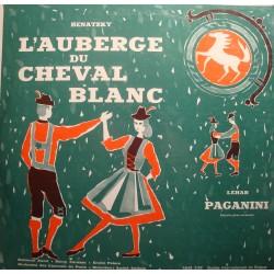 AURET/CORAZZA/GALLOIS/PARIS l'auberge du cheval blanc BENATZKY LP VG++