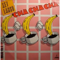 """KEY LARGO cha cha cha/funky emotion MAXI 12"""" 1985 Label independant VG++"""