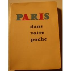 COUTAUD/DUCLAIR Paris dans votre poche Ed. Touristique française++