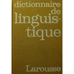DUBOIS/GIACOMO dictionnaire de linguistique 1973 Larousse EX++
