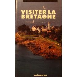 JEAN MATHÉ visiter la Bretagne 1994 Minerva EX++