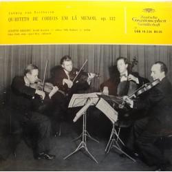 QUARTETO KOECKERT quarteto de cordas BEETHOVEN LP Deutsche GramophoneBrazil VG++