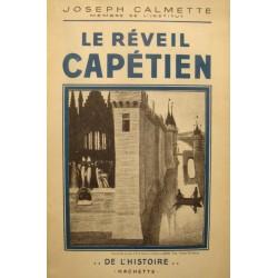 JOSEPH CALMETTE le réveil capétien 1948 HACHETTE RARE++