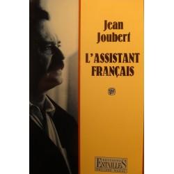 JEAN JOUBERT l'assistant français 1988 Entailles - Nouvelles EX++