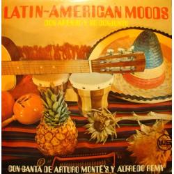 DON ARENDO Y SU CONJUNTO latin-american moods MONTÉ'S/REMY LP WESTSIDE VG+