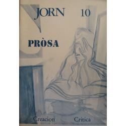 JORN 10 prosa - creacion critica - 1984 - Languedoc-Roussillon - Catalan RARE++