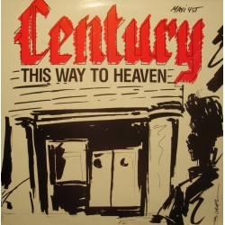 CENTURY this way to heaven/high on the beam MAXI 1988 WALL STREET EX++