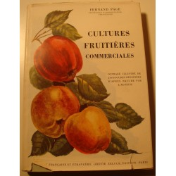 FERNAND PAGE cultures fruitières commerciales - 200 illustrations ZELUCK++
