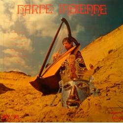 RAMON ROMERO harpe indienne du Paraguay LP Treteaux - pajaro campana VG+