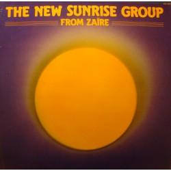 THE NEW SUNRISE GROUP from Zaïre LP 1982 L'escargot - mokili RARE NM++