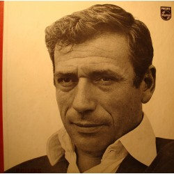 YVES MONTAND récital 63 - le jazz et la java/i love Paris 2LP'S Philips EX++
