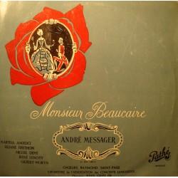 GRESSIER/CHOEUR RAYMOND SAINT-PAUL/ANGELICI Monsieur Beaucaire LP VG++