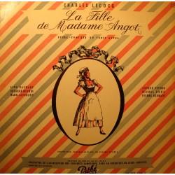 DACHARY/LEGOUHY/PEYRON la fille de madame Angot LP DTX110 Pathé VG++