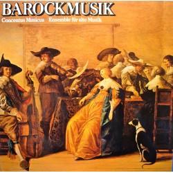 CONCENTUS MUSICUS/ENSEMBLE FUR ALTE MUSIK barockmusik LP AMADEO EX++