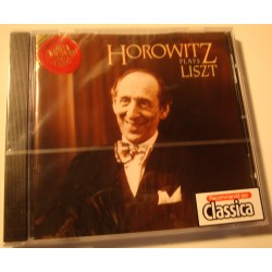 VLADIMIR HOROWITZ plays LISZT CD 1993 RCA Neuf
