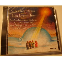 RAY BROWN TRIO Christmas songs BRIDGEWATER/MARLENA SHAW CD 1999 Neuf