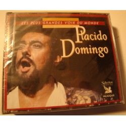 PLACIDO DOMINGO plus grandes voix du monde 3CD's Box 1997 Reader's digest Neuf