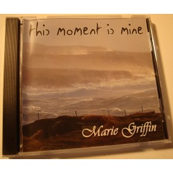 MARIE GRIFFIN this moment is mine DÉDICACÉ CD 2005 EX
