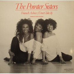 THE POINTERS SISTERS friends' advice MAXI 1990 MOTOWN VG+