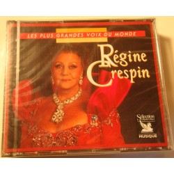 RÉGINE CRESPIN plus grandes voix du monde 3CD's 1999 Reader's digest