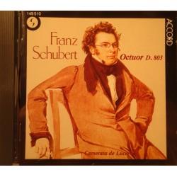CAMERATA DE LUCERNE octuor D.803 SCHUBERT CD 1983 Accord