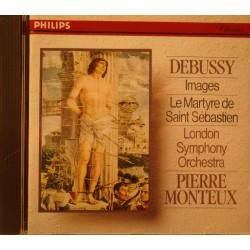 PIERRE MONTEUX images/le martyre de St Sébastien DEBUSSY CD Philips