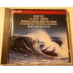 BERNARD HAITINK la mer/Ibéria DEBUSSY CD Philips