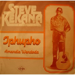 "STEVE KEKANA iphupho/amandla wendoda SP 7"" 1981 CNR nl"