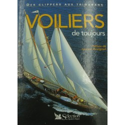 BOURGNON/ALLISY  Voiliers de toujours - des clippers aux trimarans 1999