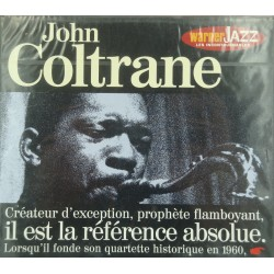 JOHN COLTRANE les incontournables CD 1996 Warner - bahia/my favorite things
