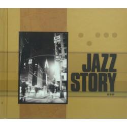 JAZZ STORY be-bop - histoire du Jazz - Gillepsie/Charlie Parker/Monk 1999
