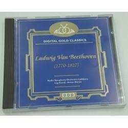 ANTON NANUT/LJUBLJANA symphonie 7/sonate pr violon et piano 5 BEETHOVEN CD 1992