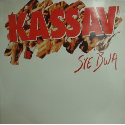 "KASSAV' sye bwa/soleil SP 7"" 1987 Epic"